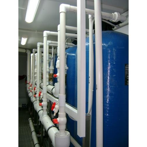 Блочно модульные установки водоподготовки 30 - 140 м3/час. Проектирование. Монтаж.-5332638
