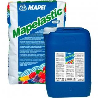 Mapelastic Двухкомпонентный цементный раствор А+B Mapei-6783531
