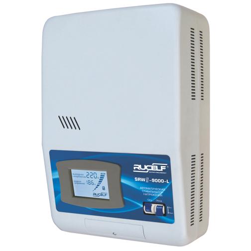 Стабилизатор напряжения RUCELF SRWII-9000-L-6434621