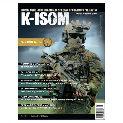 K-ISOM Журнал Kommando Magazin K-ISOM Ausgabe 05-2017-9239655