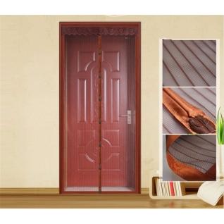 Сетка на магнитах на дверь 100*210 см С рисунком Швеция-37456308