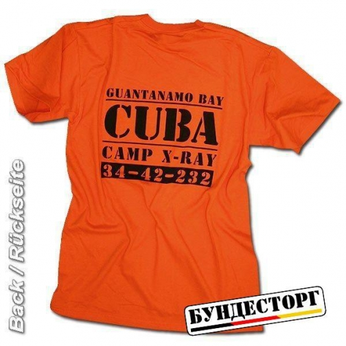 MMB Футболка Cuba Camp-X-Ray 5025917 2