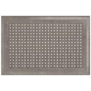 Декоративный экран с коробом Квартэк Сфера 620*1200*160(200) мм (металлик)
