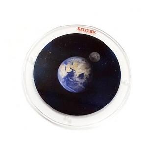 """Проекционный диск """"Звездное небо с Землей и Луной""""-6722753"""