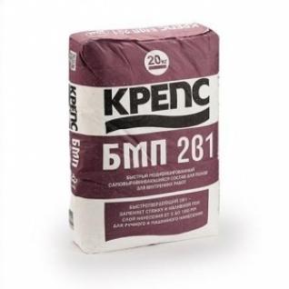 Ровнитель для пола Крепс БМП /20,0 кг/ (56 шт на поддоне)-9264637