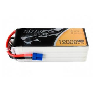 Аккумулятор Gens ACE TATTU Li-pol 22.2V 12000mAh 15C 6S1P - XT150+AS150 (батарея)-1972564