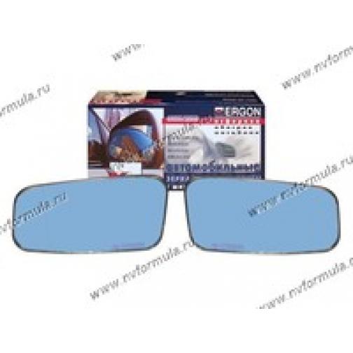 Зеркальный эл-т 2110 ERGON левый/правый с рамкой антиблик синий обогрев асферика-419162