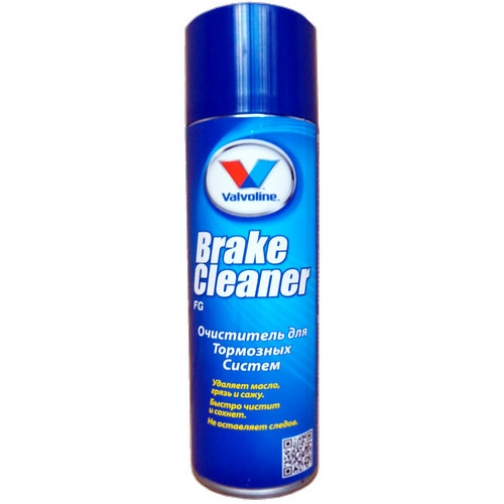 Очиститель VALVOLINE BRAKE CLEANER FG 500мл-5990862