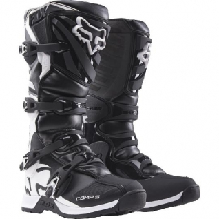 Fox Comp 5 Youth Boot Black (2016)-1966634