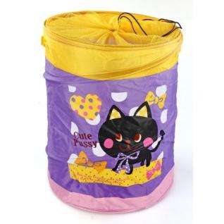 """Корзина для игрушек """"Котенок"""" Shantou-37719823"""