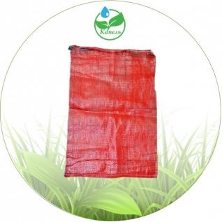 Сетка овощная, пропилленовая, красная 50х85 (39 гр)-6435916