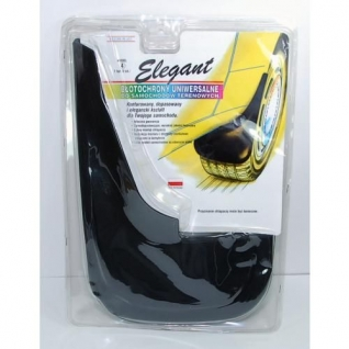 Брызговики Elegant тип 4 41-28 см джип-микроавтобус EL4 Elegant-9064536