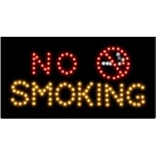 """Светодиодная табличка """"No Smoking"""" 50*35 см.-752756"""