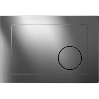 Кнопка слива Cersanit GEOMETRY M07 S-BU-GMT/Cg, хром блестящий-6762765