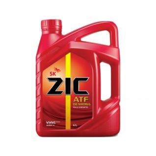 Трансмиссионное масло ZIC ATF DEXRON 6 4л-5921448