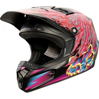 Fox V1 Dragnar Youth Helmet (2015)