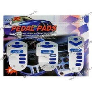 Накладки на педали Azard 00010 вид2-431643