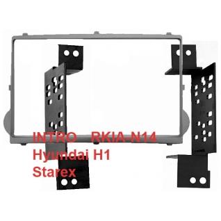 Переходная рамка Intro RHY-N14 для Hyundai H1 Starex 07+ 2DIN (крепеж)-834966