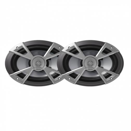 Система акустическая коаксиальная Clarion 2-х полосная Premium АС, 15 x 23 см (CMQ6922R )-5943331