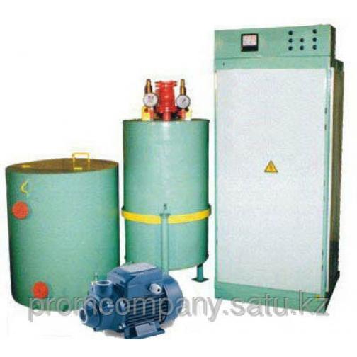 Паровой котел электродный КЭП-350 промышленный парогенератор 1268185