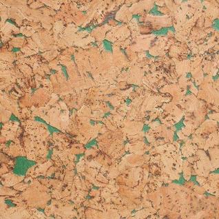 Пробковое покрытие для стен Wicanders Dekwall RY 76 001 Hawaii Green-37239181
