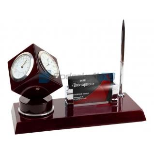 Настольный прибор с погодной станцией «Харизма»-5864286