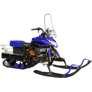 Разборный Снегоход DINGO T150 150сс 4т (2014г)