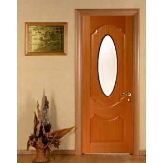 Дверное полотно МариаМ Ариана ПУ лак остекленное 600-900 мм