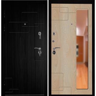 Дверь металлическая Valberg С4 ДИПЛОМАТ 2060/980/104 R/L