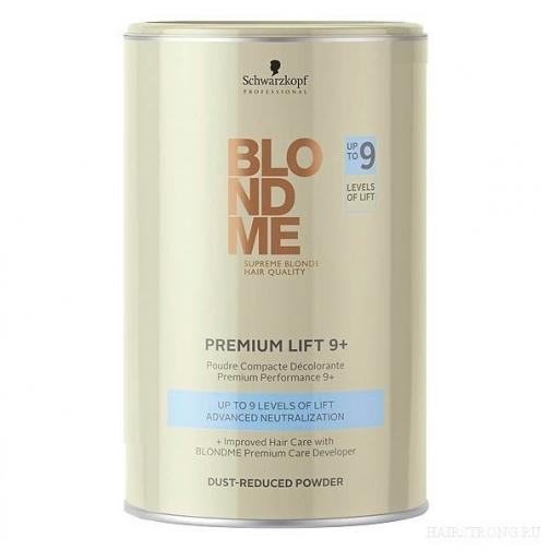 Schwarzkopf BlondMe premium performance lightener - Обесвечивающая пудра 9+-4942525