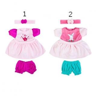 "Одежда для куклы ""Платье, штанишки и повязка"", 30 см Mary Poppins-37714203"