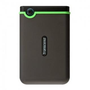 Портативный HDD Transcend 25M3S 500GB USB3.0Anti-shock(TS500GSJ25M3S)2,5