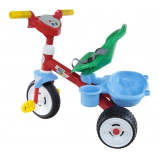 Велосипед 3-х колёсный БЕБИ ТРАЙК со звуком и ремешком Полесье-37879948