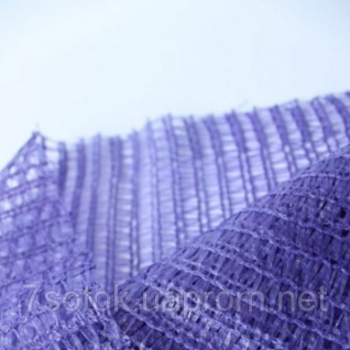 Сетка овощная, 20кг, фиолетовая, 40х60-6435918