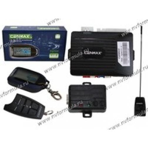 Автосигнализация Cenmax Vigilant V-11 D ж/к обратная связь турбо-таймер-9060205