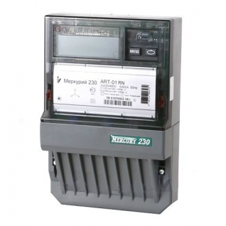 Меркурий Электросчетчик Меркурий-230 5-60А 220/380В многотарифный А/Р ЖКИ-5655498