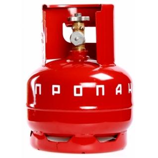 Газовый баллон бытовой 5л. с вентелем-5731827