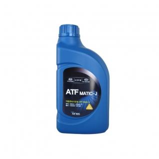 Трансмиссионное масло HYUNDAI ATF MATIC J RED-1 /Жидкость для АКПП 1л-5922765
