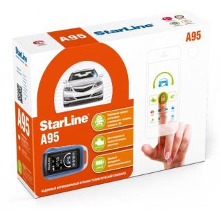 Автосигнализация Starline A95 BT CAN-LIN-7154387