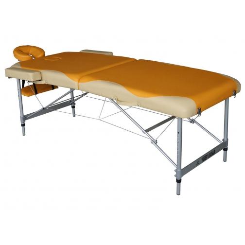 DFC Массажный стол DFC NIRVANA Elegant Premium (оранж)-5755388