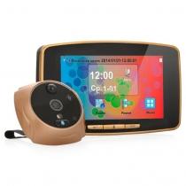 Видеоглазок с GSM модулем, записью на SD, монитором и датчиком движения VDB05 GSM