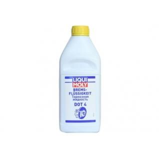 Тормозная жидкость LIQUI MOLY Bremsenflussigkeit DOT-4 1 литр-5926650