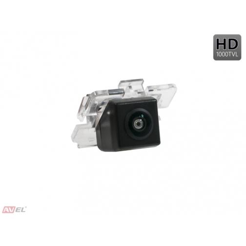 CCD HD штатная камера заднего вида AVS327CPR (#060) для MITSUBISHI OUTLANDER II XL (2006-2012) / OUTLANDER III (2012-...) / LANCER X HATCHBACK / CITROEN C-CROSSER / PEUGEOT 4007 AVS-8938297
