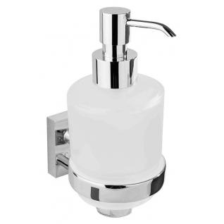 Дозатор для жидкого мыла Bemeta Beta 132109182 с магнитной мыльницей-6760502