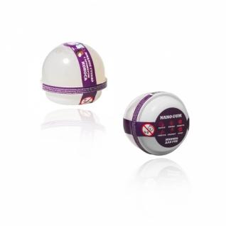 Жвачка для рук NanoGum - Жидкое стекло с ароматом кокоса, 25 гр. Волшебный мир-37729903