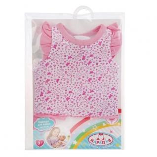 Одежда для кукол 'Карапуз' 40-42см, костюм легинсы и туника 'бабочки' в пак. в кор.100шт-37797053
