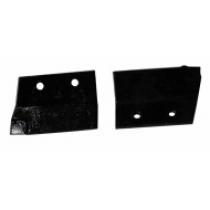 DDE Нож сменный для шнека однозаходный для грунта DDE ( 250мм. ) (пара)