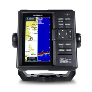 Garmin GPSMAP 585 Plus с трансдьюсером GT20 Garmin-6665267