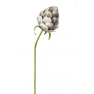 Искусственный цветок Flore Silver-7170129