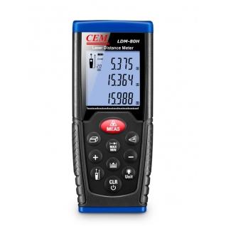 Дальномер лазерный CEM LDM-80H-6766170